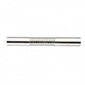 Tubo ottone  Crom. Compl. mm.0200 Perscarico Lavatrice Diam.26 LUX35200026