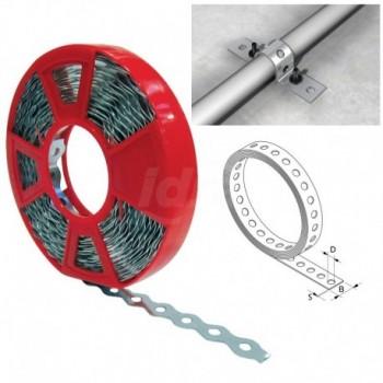 LBV 17 C bandelle preforate in metallo per tutte le applicazioni 00507871 - Accessori