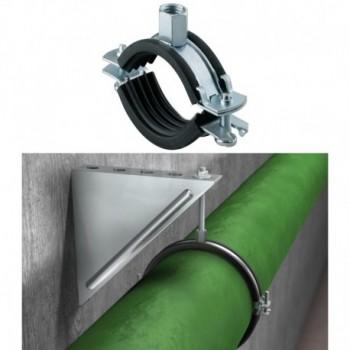FRS PLUS 32-37 Collare per tubi metallici 00079444 - Collari/Staffe/Mensole