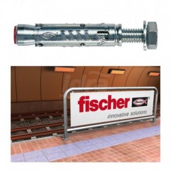 TA M8 S/10 tassello acciao con vite FIS00090250