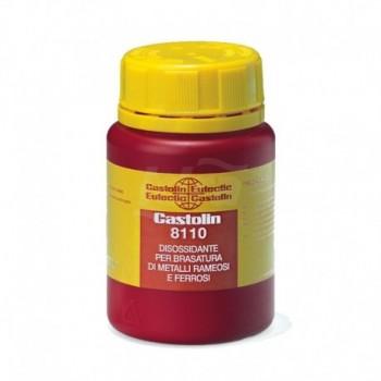 8110 Barattolo disossidante in pasta per leghe ad alto tenore d'argento e leghe rame-fosforo in unioni miste FIT81100125I