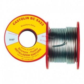 5423 Lega in bobine per brasatura dolce e capillare su rame e suoi derivati FIT5423BC2002I