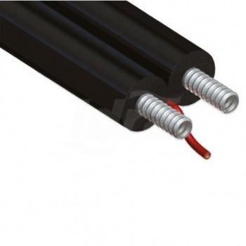 TWIN SOLAR set tubo CSST TFA DN15+RIV. L.15m A01-0001-01450 - Tubi isolanti