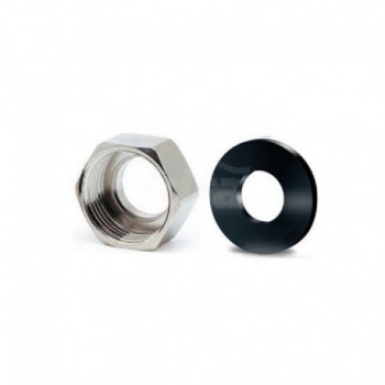 Dado ridotto G 3/4 C/guarniz. NBR x tubo DN12 AISI316L (G) EURA02-0010-01890