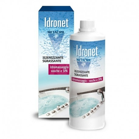 Idronet Igienizzante xIdrom. 500ml 00100512 - Materiali di consumo