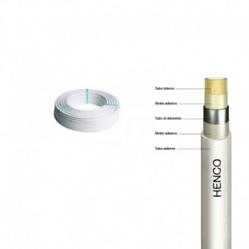 FLOOR-RXC Tubo multiIstrato ø16x2mm ø16x2mm torolo 200m HCO200-R160212