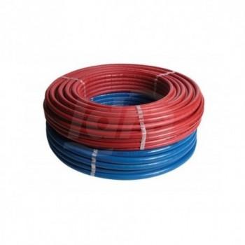 ISO4 RIXC tubo multistrato rivestimento blu ø26x3mm rotolo 50m HCO50-ISO4-R26-BL