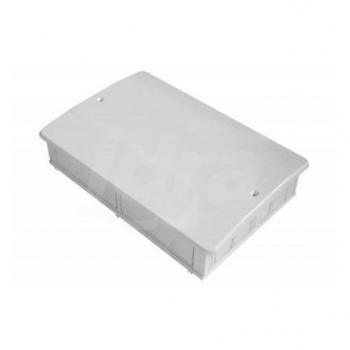 Cassetta plastica monoblocco 400x260x95mm per collettori 40006-S - Collettori di distribuzione