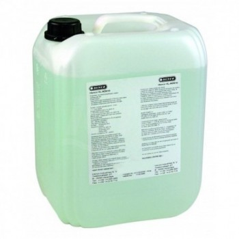 Additivo termofluidificante per massetti. Tanica 10 kg HCOUFH-ADN10