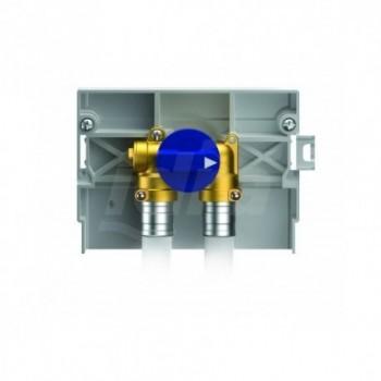 Valvola di intercettazione HencoFast ad U, solo acqua fredda HCOBAFU