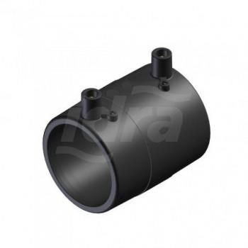 Manicotto elettrosaldato PE100 SDR11 ø50 PN16 12EME050 - A saldare per tubi PED/PEHD
