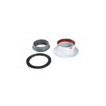Kit attacco tubi separati ø 80/80 mm per caldaie tradizionali a camera stagna FRL010011X0
