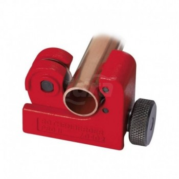 Minucut II PRO Tagliatubi per tubi rame, ottone, alluminio e acciaio Ø 6 - 22 mm ROT70402
