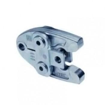 Ganasce profilo TH per macchina idraulica pressfitting ø20 TH F07KA0K22TH - Utensili per tubi rame/inox/multistr.