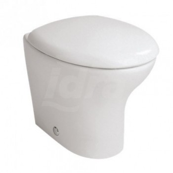 PRESQU'ILE WC indipendente 61, 5 x 38 cm con sedile KLR19555W-00