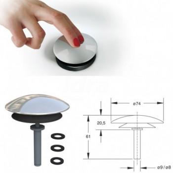 TAPPAGUASTI dispositivo per la riparazione di scarichi vasca difettosi BON0847OT74S7