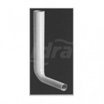 Tubo scarico 50x32x600mm x cassetta Zaino bianco 215363 - Accessori