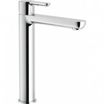 ABC Miscelatore rubinetto monocomando lavabo BACINELLA ECO cr ABE87128/2CR