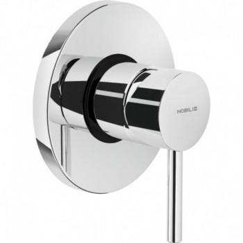 Acquerelli Miscelatore rubinetto monocomando incasso doccia cr AQ93108CR - Gruppi per docce