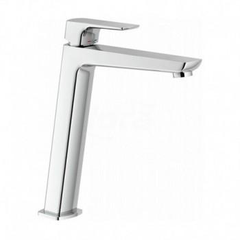 ACQUAVIVA Miscelatore rubinetto monocomando lavabo BACINELLA CR VV103128/2CR