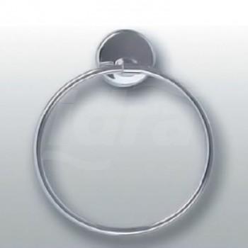 Portasciugamani ad anello cromato cm 20x4x24 502445752