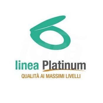 Platinum wc Sedile Dolomite Alpina Bn Eur. BSFORADO01
