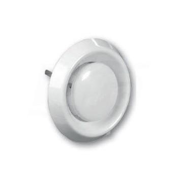 Valvola regolabile estrazione Aria Abs ø120 NICG1R-120