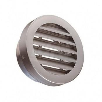 Griglia esterna in alluminio circolare Ar637 F0 D160 Cfg ALD11052241
