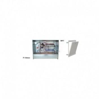 CASSETTA COMPLETA CON COLLETTORE 10 PAR. RPFT6310 - Collettori di distribuzione