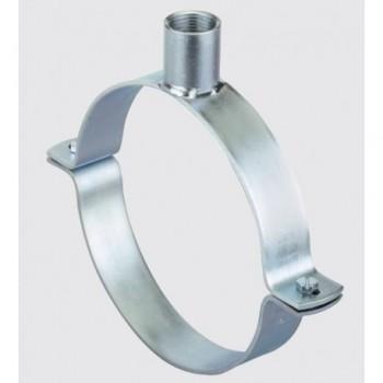 1000 collare zincato ø253mm x tubo pe ø250mm 1000Z02500000 - Collari/Staffe/Mensole