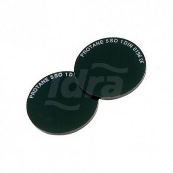 Vetro di ric. Verdi - Tipo A - vetro verde piane 1459.100