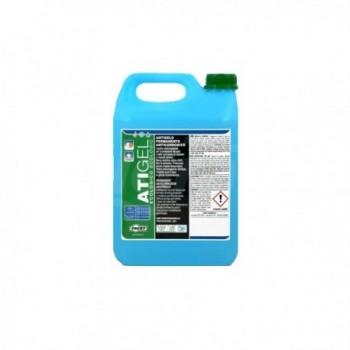 ATIGEL Anticongelante permanente per auto e per industrie. Tanica 6kg ANTIK006