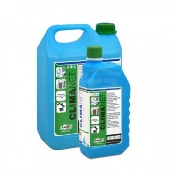 CLIMANET Detergente, sgrassante schiumogeno, sanificante 1Kg FACCLINET1000