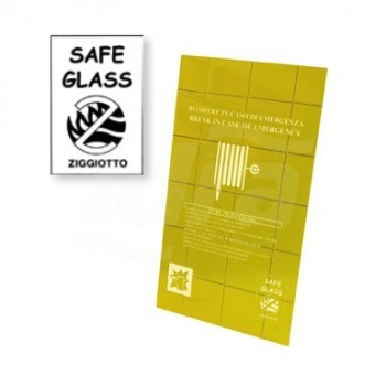 "Lastra frangibile ""safe glass"" UNI 45 V00451"
