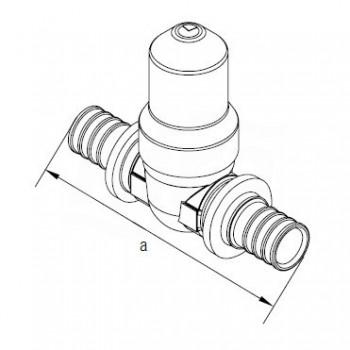 Rubinetto Di Arresto Dimensioni 20X2,8 mm REH11681171001