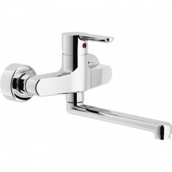ABC Miscelatore rubinetto monocomando lavello PAR. cr AB87115CR