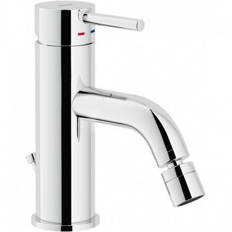 LIVE Miscelatore rubinetto monocomando bidet cr LV00119/1CR