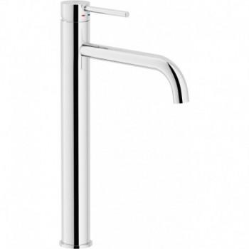 LIVE Miscelatore rubinetto monocomando lavabo a bacinella cr LV00128CR