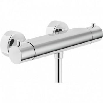 TAGO Miscelatore rubinetto termostatico esterno doccia cr TG85330CR - Gruppi per docce