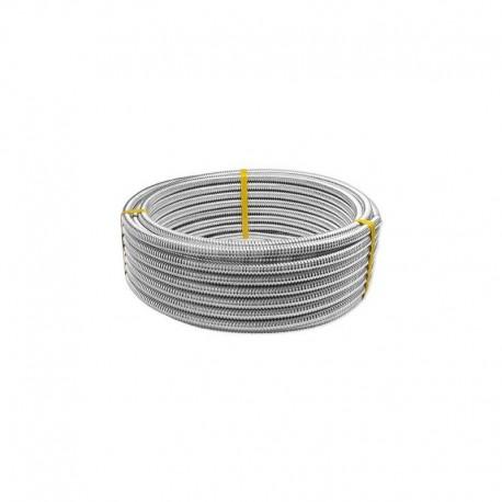 Eurowater tubo 4 metri corrugato formabile CSST in acciaio inossidabile AISI 304 per la distribizione di acqua calda e fredda...
