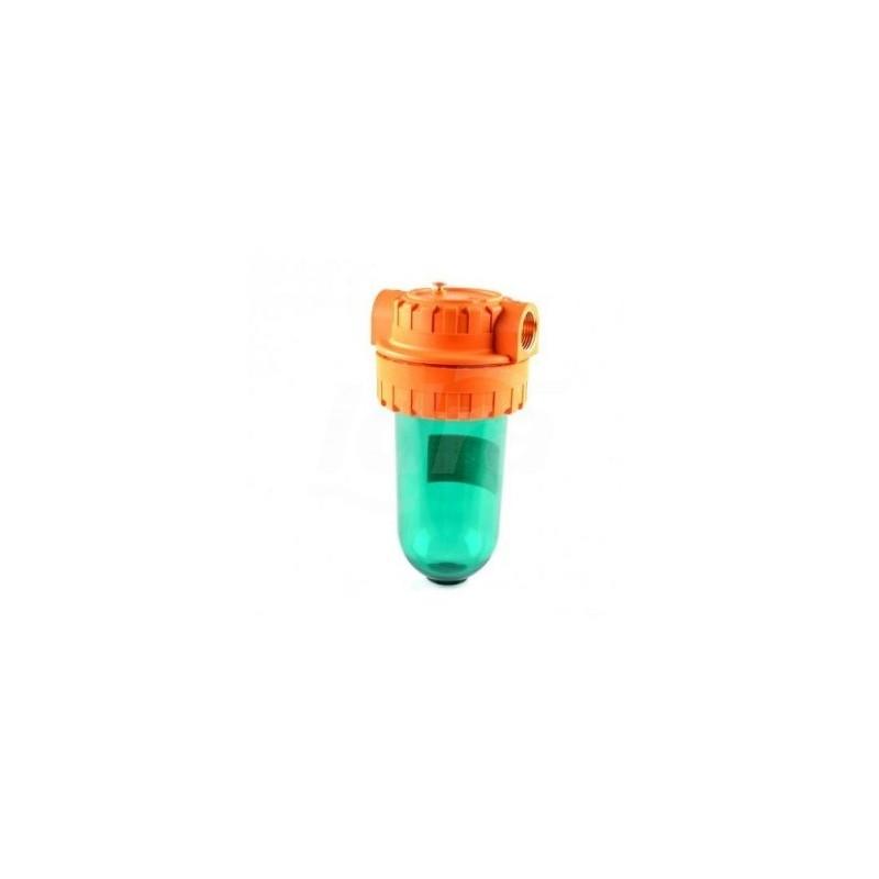 filtri della serie DEPURA 700 sono filtri di sicurezza che eliminano dall'acqua i principali responsabili di corrosioni GEL1010300L