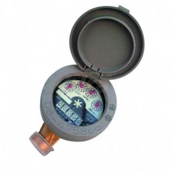 """Contatore acqua fredda bfub - d=1"""" con bollo metrico TCG00000070302"""