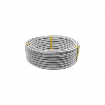 Tubi corrugati formabili CSST in acciaio inossidabile AISI 304 per la distribizione di acqua calda e fredda sanitaria A01-000...