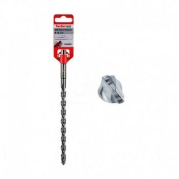 SDS Plus II 6/100/160 Punta in acciaio per martelli perforatori a due taglienti per una perforazione più veloce con attacco SDS Plus FIS00531766