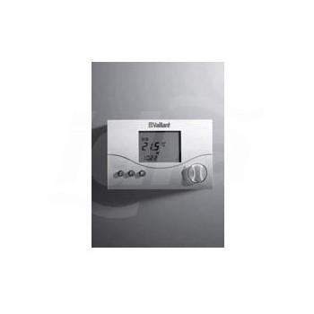 calorMATIC 330 (regolazione della temperatura  ambiente) termostato, centralina di termoregolazione, Montaggio a parete, collegamento a 3 fili morsetti 7-8-9 VLT307403