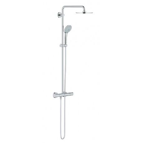 Euphoria System 210 Sistema doccia con Miscelatore rubinetto termostatico 27964000 - Gruppi per docce