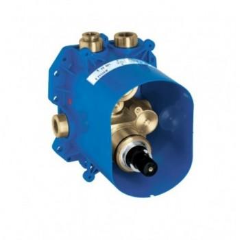 35500 Rapido T Corpo incasso universale per miscelatori termostatici GRO35500000