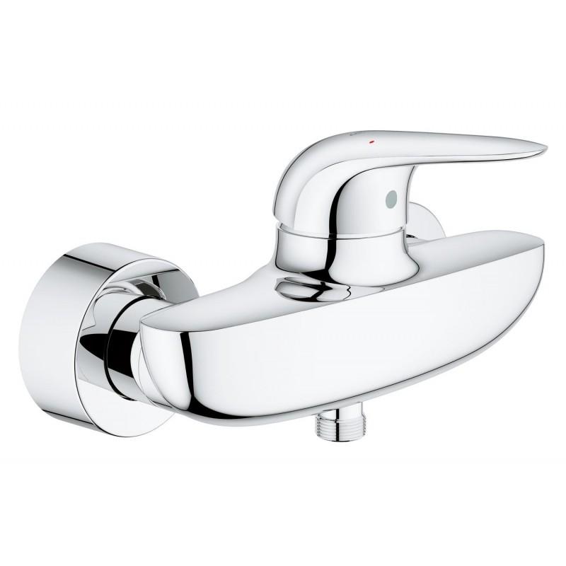 EUROSTYLE NEW 23722 Miscelatore rubinetto monocomando per doccia 23722003 - Gruppi per docce