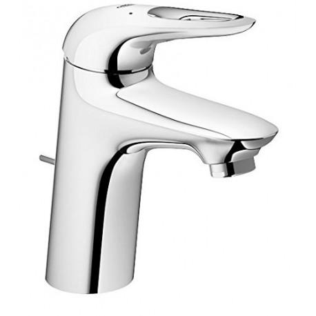 EUROSTYLE NEW 33558 Miscelatore rubinetto monocomando per lavabo Taglia S 33558003 - Per lavabi