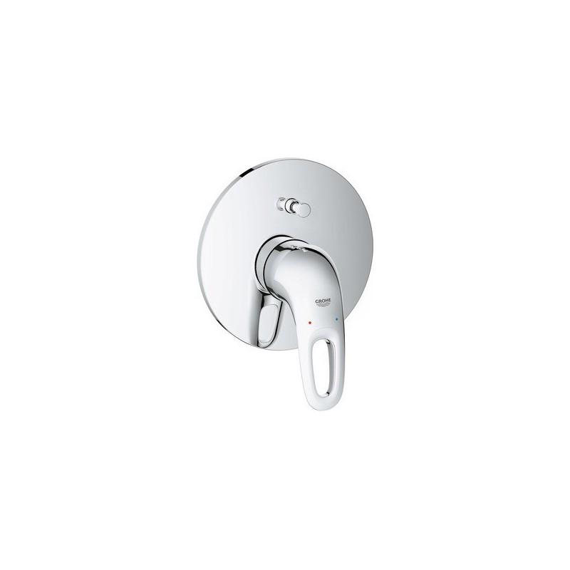 EUROSTYLE NEW 33637 Miscelatore monocomando per vasca-doccia GRO33637003